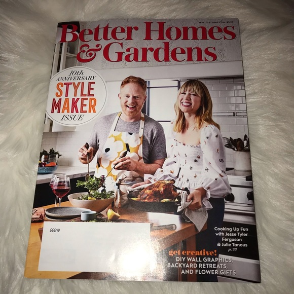 ♦️$1 BUNDLE PRICE♦️Better Homes & Gardens Magazine